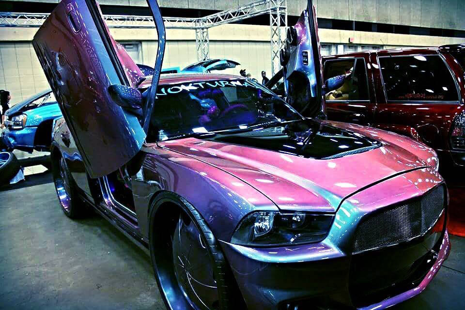 Chameleon Car Paint Job Cost
