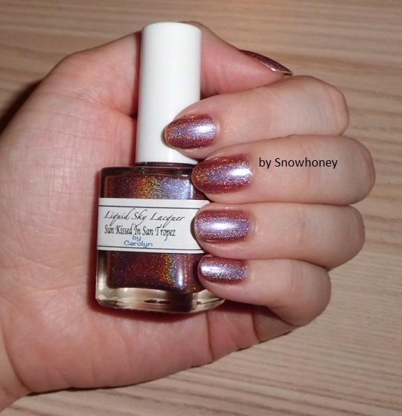 Custom Nail Polish Color