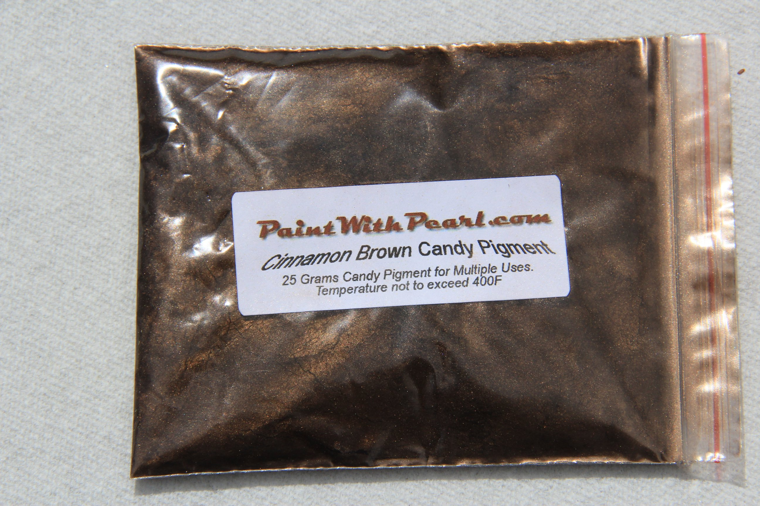How Much Is A Paint Job >> Cinnamon Brown Candy Paint Pearls - Pearl And Pigments